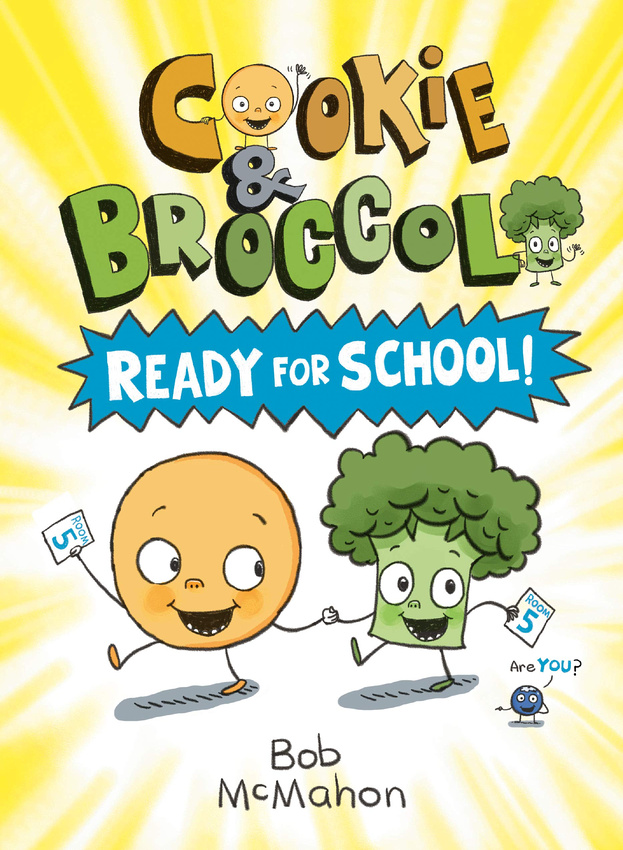 Cookie & Broccoli Ready For School