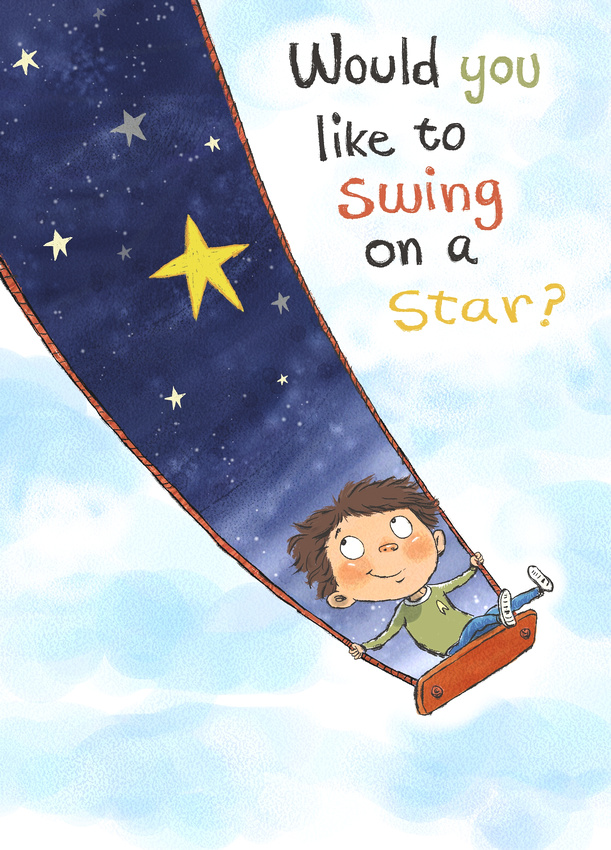 Would You Like To Swing On a Star